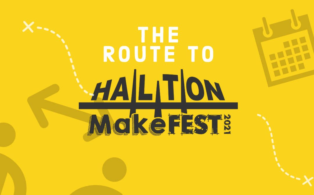 New Website, New Logo and the route to Makefest for 2021