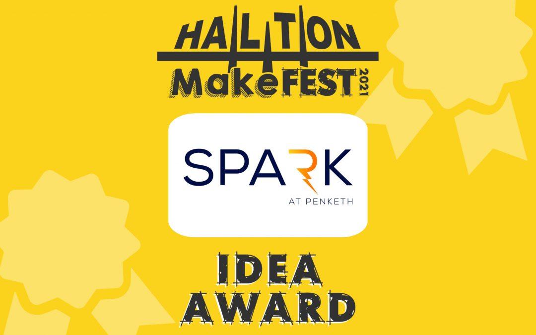 iDEA Awards With Spark Penketh