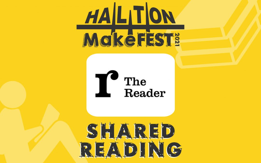 Shared Reading With The Reader