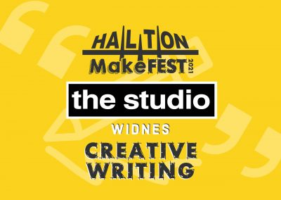 Creative Writing with The Studio